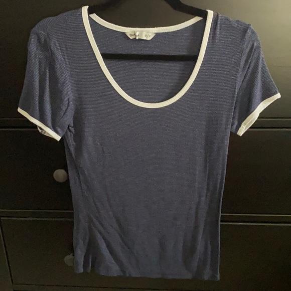 🦋Striped T-shirt